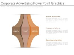 Corporate Advertising Powerpoint Graphics