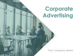 Corporate Advertising Powerpoint Presentation Slides