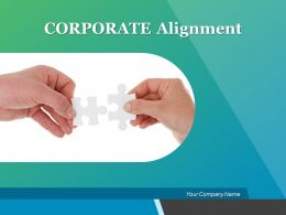 Corporate Alignment Powerpoint Presentation Slides