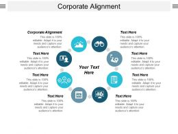 Corporate Alignment Ppt Powerpoint Presentation File Inspiration Cpb