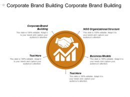 Corporate Brand Building Ngo Organizational Structure Business Models Cpb