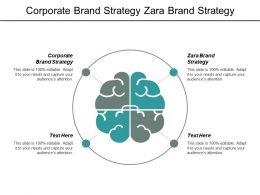 Corporate Brand Strategy Zara Brand Strategy Networking Organization Cpb