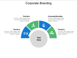 Corporate Branding Ppt Powerpoint Presentation Infographic Template Templates Cpb