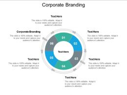 Corporate Branding Ppt Powerpoint Presentation Layouts Layouts Cpb