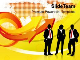 Corporate Business Strategy Powerpoint Templates Team Global Ppt Design