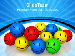 Corporate Business Strategy Templates Animated Emotion Icons Ppt Slides Powerpoint