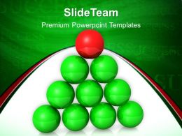 Corporate Business Strategy Templates Teamwork Leadership Ppt Powerpoint