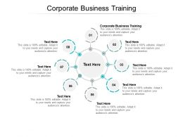 Corporate Business Training Ppt Powerpoint Presentation Infographic Template Rules Cpb