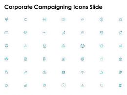 Corporate Campaigning Icons Slide Arrows Goal D100 Ppt Powerpoint Presentation Icon Samples