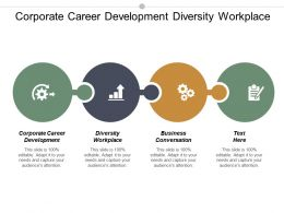 Corporate Career Development Diversity Workplace Business Conversation Cpb