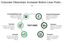 Corporate Citizenships Increased Bottom Lines Public Expect Strong Support