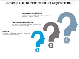 Corporate Culture Platform Future Organizational Design Leadership Governance Cpb