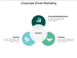 Corporate Email Marketing Ppt Powerpoint Presentation Slides Clipart Images Cpb