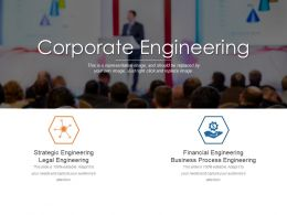 Corporate Engineering Ppt Sample File