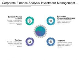 Corporate Finance Analysis Investment Management Strategies Business Opportunities Threats Cpb