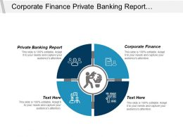 Corporate Finance Private Banking Report Corporate Portal Strategy Cpb