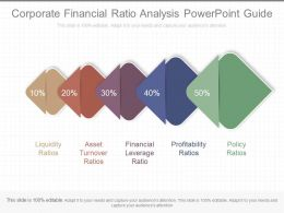 Corporate Financial Ratio Analysis Powerpoint Guide