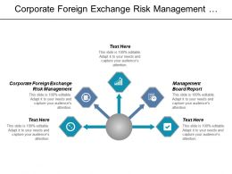 Corporate Foreign Exchange Risk Management Management Board Report Cpb