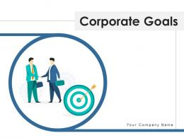 Corporate Goals Communications Involvement Business Financial Currency Service Goals