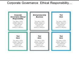corporate_governance_ethical_responsibility_entrepreneurship_business_organizational_management_cpb_Slide01