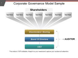 corporate_governance_model_sample_ppt_example_file_Slide01