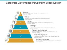 Corporate Governance Powerpoint Slides Design