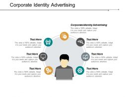 Corporate Identity Advertising Ppt Powerpoint Presentation Infographic Template Slide Portrait Cpb