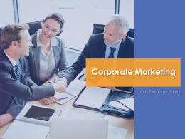 Corporate Marketing Powerpoint Presentation Slides