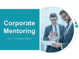 Corporate Mentoring Powerpoint Presentation Slides