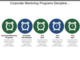 Corporate Mentoring Programs Discipline Development Decrease Stress Event Planning