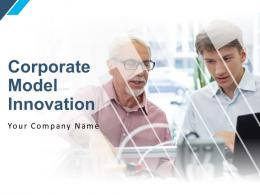 Corporate Model Innovation Powerpoint Presentation Slides