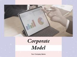 Corporate Model Powerpoint Presentation Slides