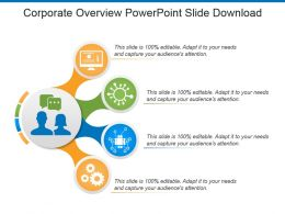Corporate Overview Powerpoint Slide Download