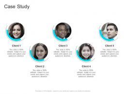 Corporate Profiling Case Study Ppt Brochure