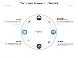 Corporate Reward Schemes Ppt Powerpoint Presentation Icon Example Topics Cpb