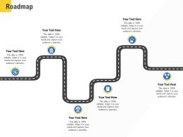Corporate Service Providers Roadmap Ppt Powerpoint Presentation Icon Graphics Example