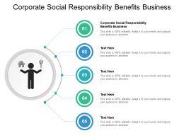 Corporate Social Responsibility Benefits Business Ppt Powerpoint Presentation Portfolio Example Cpb