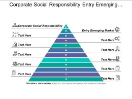Corporate Social Responsibility Entry Emerging Market Emerging Markets