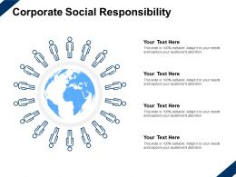 Corporate Social Responsibility Location Information Ppt Powerpoint Presentation Slides Graphics