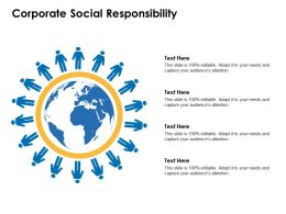 Corporate Social Responsibility Locations Information Ppt Powerpoint Layout