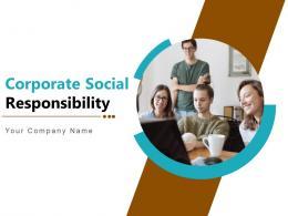 Corporate Social Responsibility Model Environment Community Organization Strategic
