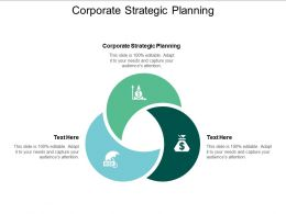 Corporate Strategic Planning Ppt Powerpoint Presentation Slides Tips Cpb