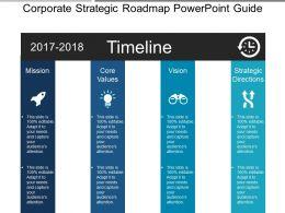 48800939 Style Essentials 1 Roadmap 4 Piece Powerpoint Presentation Diagram Infographic Slide