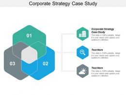 Corporate Strategy Case Study Ppt Powerpoint Presentation Icon Design Inspiration Cpb