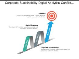 Corporate Sustainability Digital Analytics Conflict Management Business Leadership Cpb