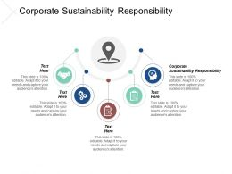 Corporate Sustainability Responsibility Ppt Powerpoint Presentation File Slide Download Cpb