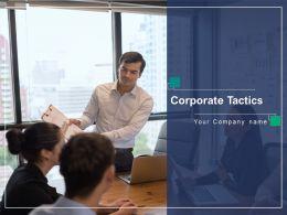 Corporate Tactics Powerpoint Presentation Slides