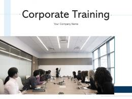 Corporate Training Assessment Timeline Department Resources Introduction