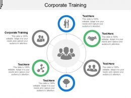 Corporate Training Ppt Powerpoint Presentation Slides Inspiration Cpb
