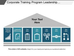 Corporate Training Program Leadership Effectiveness Financial Management Risk Cpb
